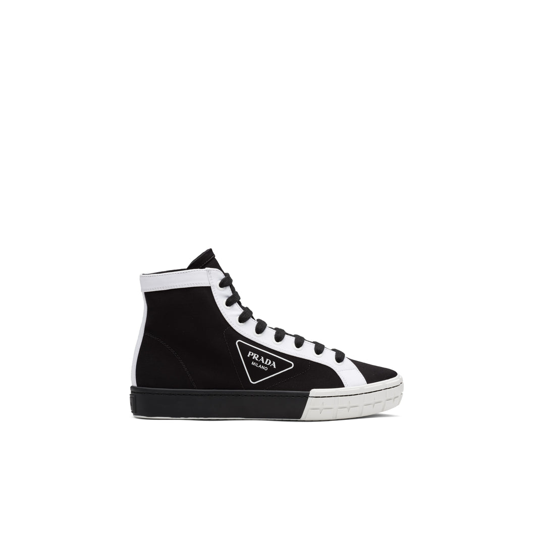 Prada Gabardine High-Top