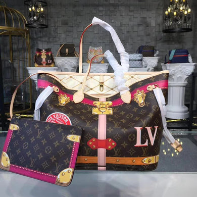 Bolsa Louis Vuitton Neverfull MM Edition Limited
