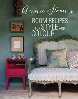 Annie Sloan's Room Recipes for Style and Colour- Hardcover