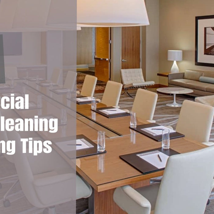How To Market Commercial Carpet Cleaning | 7-Part Marketing Series