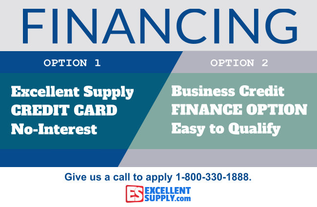 Excellent Supply Financing