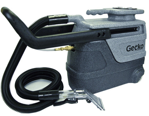 Gecko: 3-Gallon Spotting and Upholstery Extractor. Perfect for auto detailing!