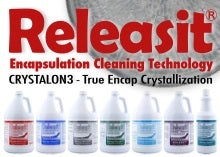 How encapsulation carpet cleaning works