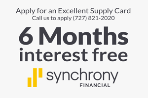 Apply for an Excellent Supply card from Synchrony
