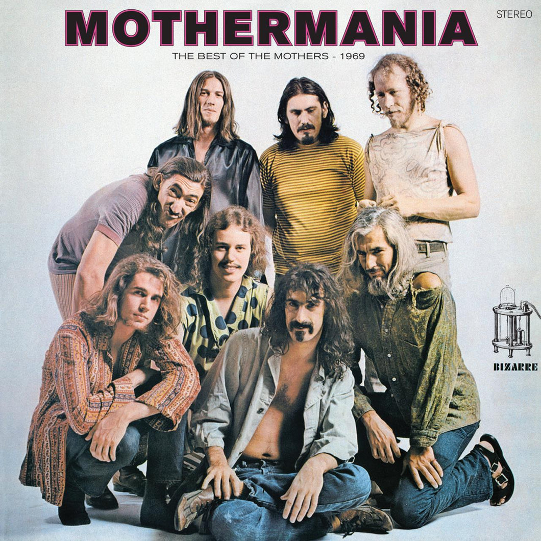 FRANK ZAPPA & THE MOTHERS OF INVENTION - MOTHERMANIA: THE BEST OF THE MOTHERS VINYL