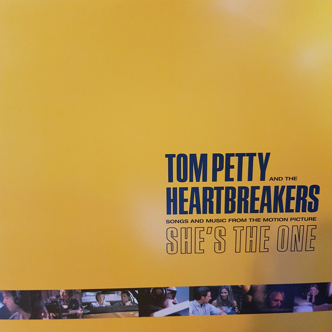 TOM PETTY & THE HEARTBREAKERS - SHE'S THE ONE SOUNDTRACK (USED VINYL 1996 US M-/M-)