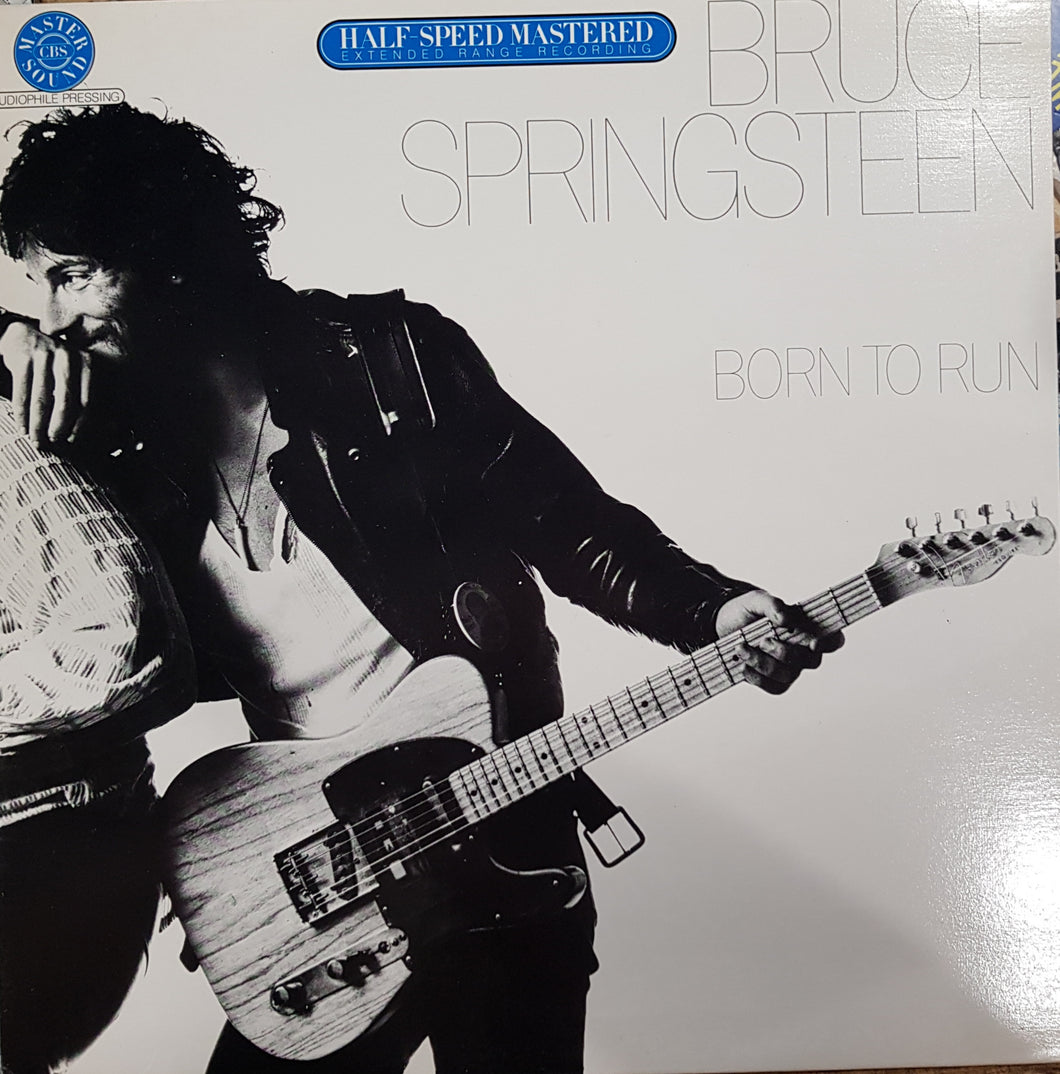 BRUCE SPRINGSTEEN - BORN TO RUN (USED VINYL 1980 CANADIAN M-/M-)