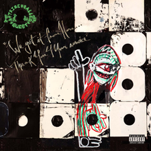 A TRIBE CALLED QUEST - WE GOT IT FROM HERE.... THANK YOU 4 YOUR SERVICE (2LP) VINYL