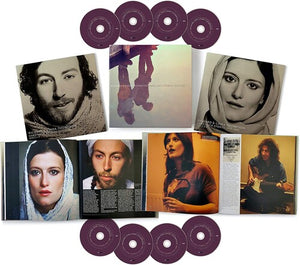 RICHARD & LINDA THOMPSON - HARD LUCK STORIES (8CD) CD BOX SET