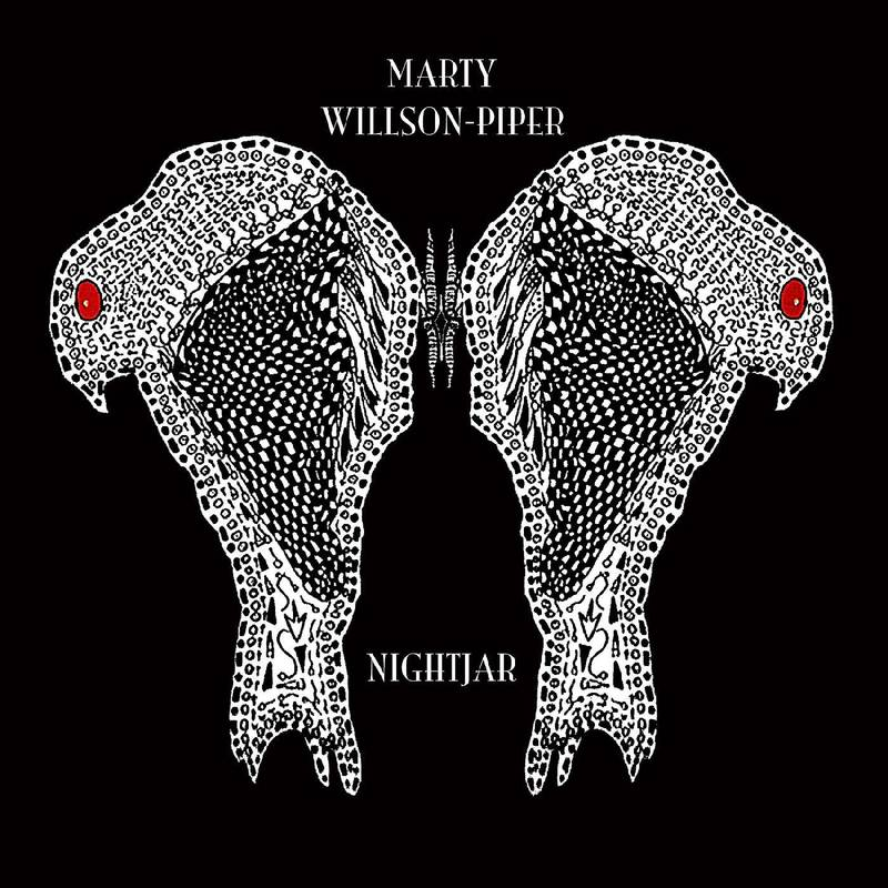 MARTY WILLSON-PIPER - NIGHTJAR VINYL RSD 2020