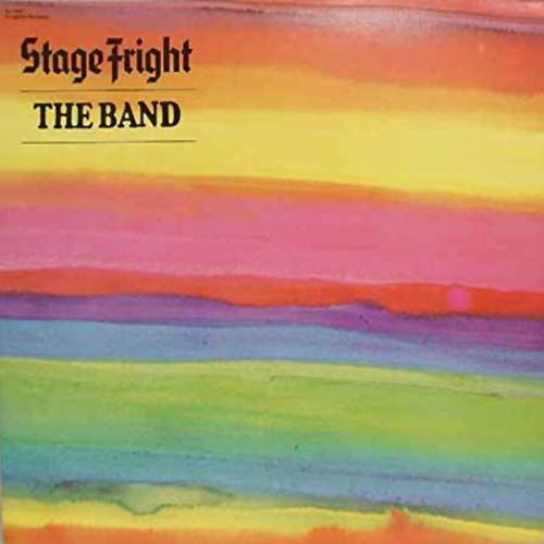 BAND - STAGE FRIGHT VINYL