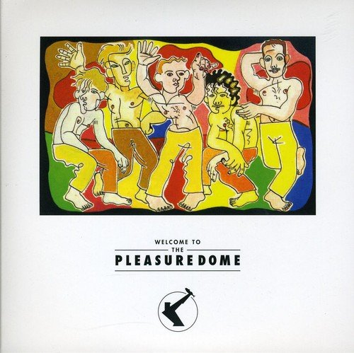 FRANKIE GOES TO HOLLYWOOD - WELCOME TO THE PLEASUREDOME (2LP) VINYL