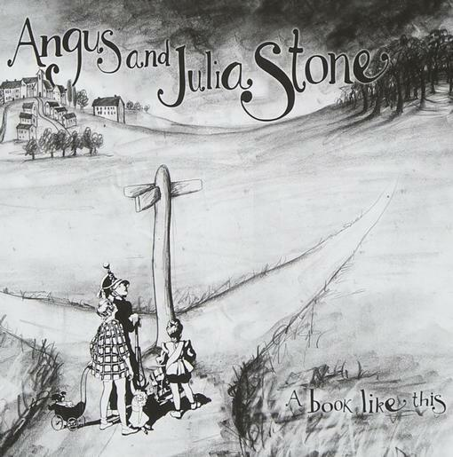 ANGUS & JULIA STONE - A BOOK LIKE THIS (2LP) VINYL