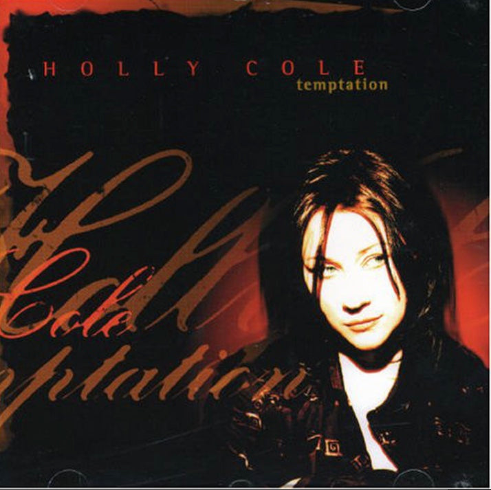 "HOLLY COLE - TEMPTATION (8 x 12"" 45 RPM) VINYL"