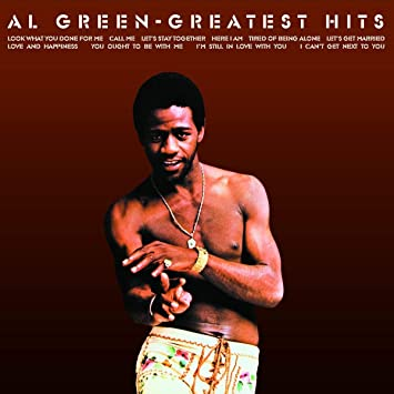 AL GREEN - GREATEST HITS VINYL