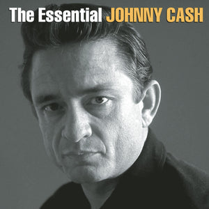JOHNNY CASH - THE ESSENTIAL JOHNNY CASH (2LP) VINYL
