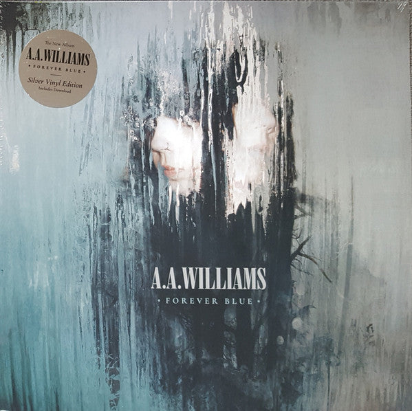 A.A. WILLIAMS - FOREVER BLUE (SILVER) VINYL