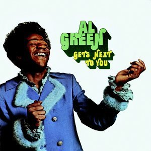 AL GREEN - GETS NEXT TO YOU VINYL