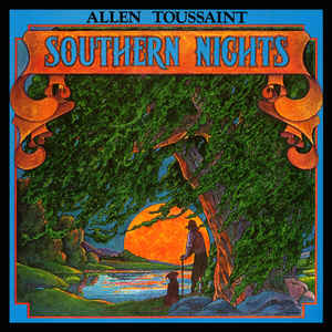 ALLEN TOUSSAINT - SOUTHERN NIGHTS (RED COLOURED) VINYL