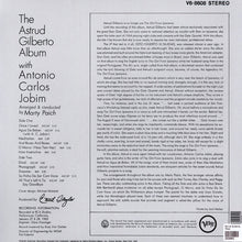 Load image into Gallery viewer, ASTRUD GILBERTO ‎– THE ASTRUD GILBERTO ALBUM VINYL