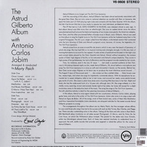 ASTRUD GILBERTO ‎– THE ASTRUD GILBERTO ALBUM VINYL