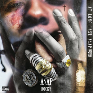 A$AP ROCKY - AT. LONG. LAST. A$AP (2LP) VINYL
