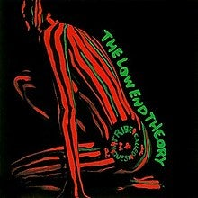 A TRIBE CALLED QUEST - THE LOW END THEORY (2LP) VINYL