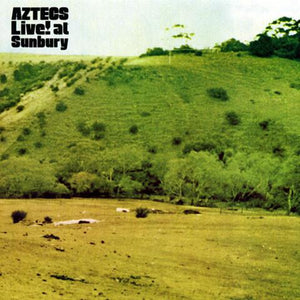 AZTECS - LIVE! AT SUNBURY ‎CD