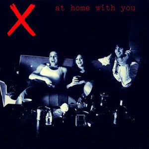 X - At Home With You 2CD