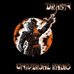 DRAGON - UNIVERSAL RADIO ‎CD