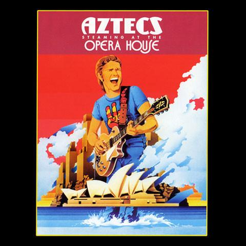 BILLY THORPE & THE AZTECS - STEAMING AT THE OPERA HOUSE 2CD