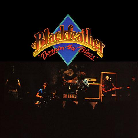 BLACKFEATHER - BOPPIN' THE BLUES CD