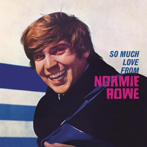 NORMIE ROWE - SO MUCH LOVE FROM NORMIE ROWE ‎CD