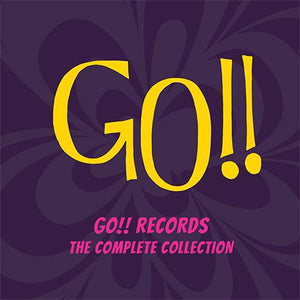 VARIOUS - GO!! RECORDS THE COMPLETE COLLECTION 4CD