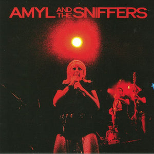 AMYL & THE SNIFFERS - BIG ATTRACTION & GIDDY UP VINYL