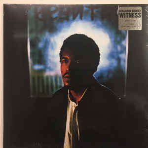 BENJAMIN BOOKER - WITNESS VINYL