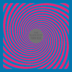BLACK KEYS - TURN BLUE VINYL