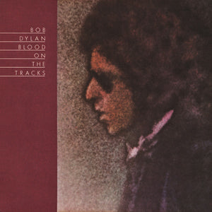 BOB DYLAN - BLOOD ON THE TRACKS VINYL