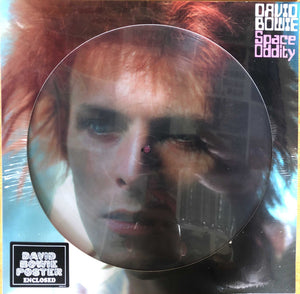 DAVID BOWIE - SPACE ODDITY (PIC DISC) VINYL