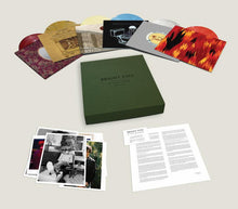 Load image into Gallery viewer, BRIGHT EYES - THE STUDIO ALBUMS 2000-2011 (COLOURED 10LP) VINYL BOX SET