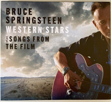Load image into Gallery viewer, BRUCE SPRINGSTEEN - WESTERN STARS (PLUS SONGS FROM THE FILM) 2CD