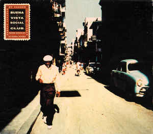 BUENA VISTA SOCIAL CLUB - BUENA VISTA SOCIAL CLUB CD