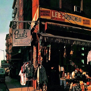 BEASTIE BOYS - PAULS BOUTIQUE VINYL