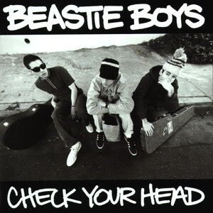 BEASTIE BOYS - CHECK YOUR HEAD (2LP) VINYL