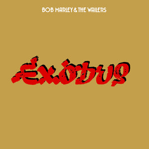 BOB MARLEY AND THE WAILERS - Exodus Vinyl