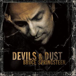 BRUCE SPRINGSTEEN - DEVILS & DUST (2LP) VINYL