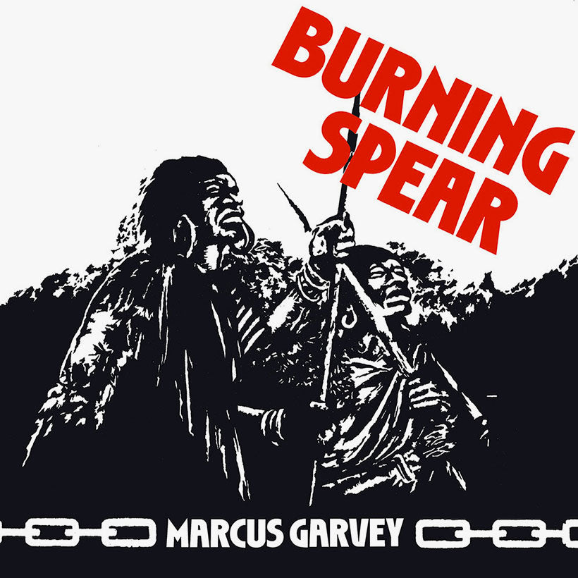 BURNING SPEAR - MARCUS GARVEY VINYL