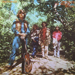 CREEDENCE CLEARWATER REVIVAL - GREEN RIVER VINYL