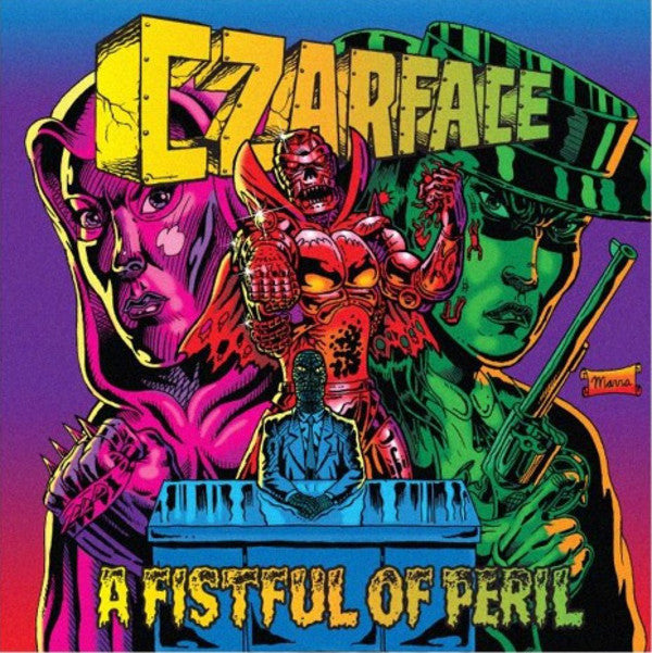 CZARFACE - A FISTFUL OF PERIL VINYL