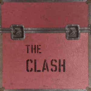 CLASH - THE CLASH 5 STUDIO ALBUMS (5LP) VINYL BOX SET
